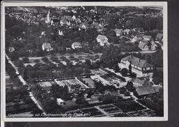 Großsachsenheim Mit Landfrauenschule Vom Flugzeug Aus ...1946 - Deutschland