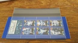LOT 400730 TIMBRE DE FRANCE NEUF** FACIALE BLOC - Booklets