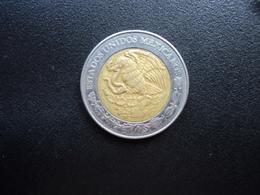 MEXIQUE : 2 PESOS  1998 Mo   KM 604    TTB - Mexico