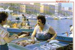 13 - MARSEILLE - Marché Aux Poissons - Vieux Port - Timone, Baille, Pont De Vivaux