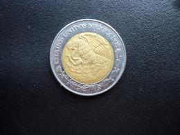 MEXIQUE : 2 PESOS  1999 Mo   KM 604    TTB - Mexico