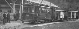 Tervueren - Station Des Tramways Bruxellois (top Animation, Ligne 40, Edit. Decock) - Tervuren