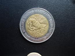MEXIQUE : 5 NUEVOS PESOS  1993 Mo   KM 552    SUP - Mexico