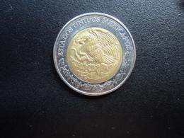 MEXIQUE : 5 PESOS  1998 Mo   KM 605    SUP - Mexico