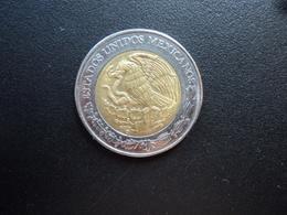 MEXIQUE : 5 PESOS  1999 Mo   KM 605    SUP+ - Mexico
