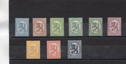 FINLANDE 1921-6 * - Ongebruikt