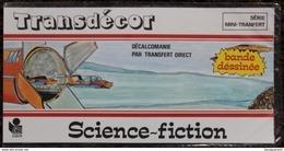 DECORAMA DECALCOMANIES TRANSFERT LITO - Science Fiction - Vieux Papiers