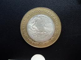 MEXIQUE : 20 NUEVOS PESOS  1993 Mo   KM 561    Non Circulé - Mexico