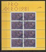SBK F48, Mi 1191 Kleinbogen O ET - Used Stamps