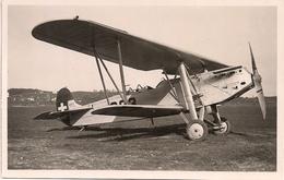 Aviation - Avion Militaire Suisse - Fokker C.V.E. - 1933 - 1919-1938