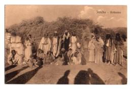Palestine 006, Jericho, Cairo Postcards Trust Série 214, Bédouins, D'un Carnet - Palestine