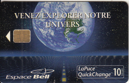CANADA - Venez Explorer Notre Univers, Espace Bell, Tirage 1250, 11/99, Used - Canada
