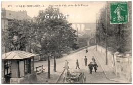 92 ISSY-les-MOULINEAUX - Vue Sur Le Val, Prise De La Ferme - Issy Les Moulineaux