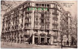 06 MENTON - Hotel Astoria - Menton