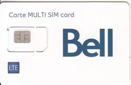CANADA - Bell GSM(multi Sim), Mint - Canada