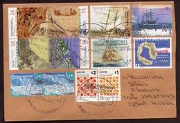 Argentina - Lettre - Grands Voiliers - Navires - Lettres & Documents