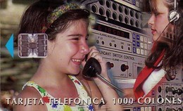 TARJETA TELEFONICA DE COSTA RICA. (CHIP). 11.98, 3ª EMISIÓN. 045 - Costa Rica