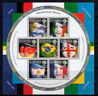 C0226 GIBRALTAR 2006, FIFA Football World Cup Winners,  MNH - Gibilterra