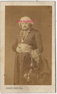 CDV Frédéric DE MARGUERYE 1802-1876 évêque D'Autun De 1851 à 1872 Par Pierre Petit à Paris - Anciennes (Av. 1900)