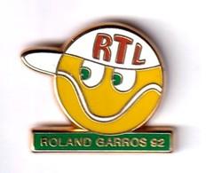 TENNIIS ROLAND GARROS RTL 1992 (DECAT) - Tennis