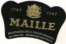 B 1902 - Etichetta, Maille - Etiquettes