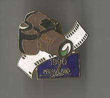 Pin's Press Labo 1990 - Photography