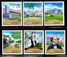 "Bahamas     ""Anglican Diocese""    Set    SC# 1327-32    MNH - Bahamas (1973-...)"