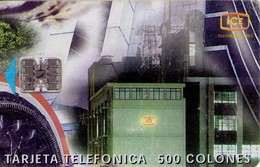 TARJETA TELEFONICA DE COSTA RICA. (CHIP). 10.97, TECNOLOGIA Y DESARROLLO Nº1, 1ª EMISIÓN. 052 - Costa Rica