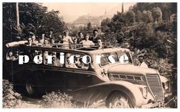 65  Visens  Carte Photo Excursion (1948) - Frankrijk