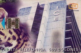 TARJETA TELEFONICA DE COSTA RICA. (CHIP). 10.97, TECNOLOGIA Y DESARROLLO Nº2, 1ª EMISIÓN. 053 - Costa Rica