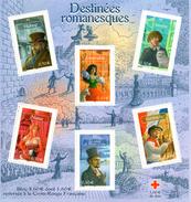 France.bloc No 60 De 2003.destinées Romanesques.n**. - Mint/Hinged