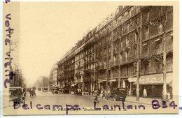 - 39 - Paris -  Boulevard Voltaire - Splendide, Automobiles, Non écrite, TTBE, Scans. - Arrondissement: 11