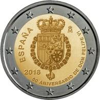 Spain 2018 Felipe UNC - Spain
