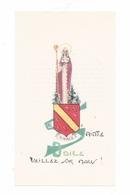 Sainte Odile, Veillez Sur Nous ! Alsace, Prière, éd. S+S, S. H. 47 - Images Religieuses