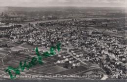 Kehl A. Rhein, Blick über Die Stadt, Luftbild Um 1964 - Kehl