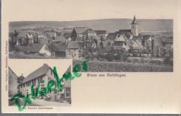 Gruss Aus Knittlingen, Mit Dr. Faust's Geburtshaus, Um 1900 - Gruss Aus.../ Grüsse Aus...