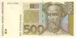 CROATIA P. 34a 500 K 1993 UNC - Croatie