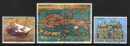 Vaticano Vatikan Vaticane 1972, Unesco Save Venice (o), Used - Vaticaanstad