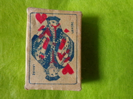 Complet Cartes à Jouer Jeu De Patience B.P Grimaud Sous Reserve -poilu-(petit Format ) - Group Games, Parlour Games