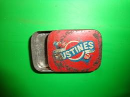 Boite Fer Vide -rustines-pour Velo-petit Format - Publicité