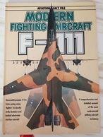 MODERN FIGHTING AIRCRAFT F-111 - Forces Armées Américaines
