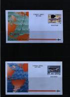Spain Interesting Aerogrammes - Ganzsachen