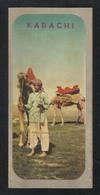 Pakistan 1959 Karachi Information Brochure Issued  Tourism Ministry - History
