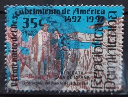 REPÚBLICA DOMINICANA 1984 The 500th Anniversary (1992) Of Discovery Of America By Columbus. USADO - USED. - Dominican Republic