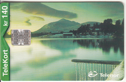 NORWAY - Novembermorgen(158), CN : C9A035160, Tirage 19977, 10/99, Used - Norway