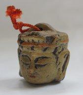 Japanese Terracotta Grelot - Asian Art