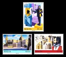 Malta 2018 Mih. 2008/10 Valletta - European Capital Of Culture 2018 MNH ** - Malte