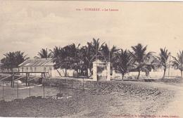 AFRIQUE,AFRICA,AFRIKA,guinée  Française,CONAKRY,colonie ,cédée Par Les Anglais Aux Français En1891,le Lazaret,rare - Guinée Française