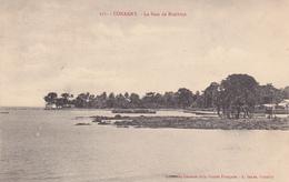 AFRIQUE,AFRICA,AFRIKA,gui Née Française,CONAKRY,colonie ,cédée Par Les Anglais Aux Français En1891,baie De Boulbiné,rare - Guinée Française