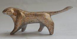 Metallic Figurine - Asian Art